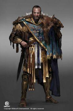 Cavaleiro Guerreiro Nobre humano