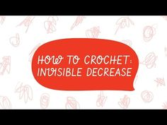 Learn how to make an invisible decrease for your amigurumi crochet projects! Invisible decreases make your work neater and tighter so you have less stuffing . Invisible Decrease Crochet, Single Crochet Decrease, Single Crochet Stitch, Crochet Ladybug, Crochet Teddy Bear Pattern, Japanese Crochet, Magic Ring, Crochet Projects, Crochet Tutorials