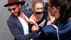 Gigi Hadid Gets Attacked Outside Fashion Show! (VIDEO)