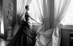 Cecil Beaton Mrs James photograph