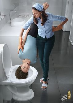 Rudy Hadisuwarno Cosmetics Toilet Brush