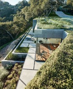 Oak Pass Main House Los Angeles, CA, United States Walker Workshop