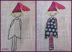 Lilipopo stitch along 1 | Flickr - Photo Sharing!