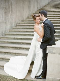 Chic bridal cape: http://www.stylemepretty.com/2016/12/06/how-to-rock-a-bridal-cape/ Photography: http://almondleafstudios.com/