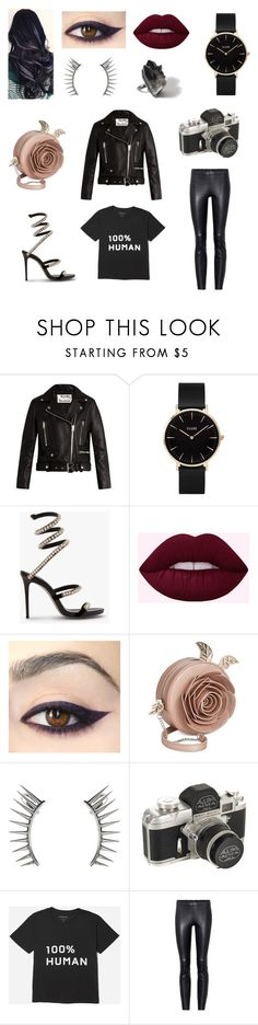 """Hard Femme"" by the-littlest-stark on Polyvore featuring Acne Studios, CLUSE, Danielle Nicole, Latelita, Everlane and STOULS"