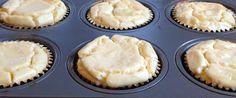 Cheesecake cupcakes....1 net carb per cupcake! YUM!