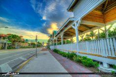 Delray Beach Florida Atlantic Ave Beach Entrance