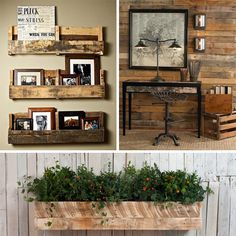 Best 20 DIY Wooden Pallet Decoration Ideas That Every People May Create Itself Pallet Art, Diy Pallet Projects, Home Projects, Pallet Ideas, Crate Ideas, Pallet Crafts, Pallet Wood, Pallet Patio Furniture, Diy Furniture