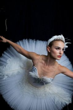 Black Swan. Portman, who trained 5 hours a day, six a days week for six months before shooting began. She is so perfect...