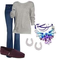 """Outfits"" by lbaiotto on Polyvore"