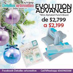 Evolution Advanced & Mini Alphabet