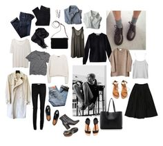 Untitled #86 by cloudeprudis on Polyvore featuring polyvore, Marni, T By Alexander Wang, MANGO, Enza Costa, Acne Studios, STELLA McCARTNEY, Levi's, Paige Denim, Gucci, Maison Margiela, Rachel Comey, Margaret Howell, Yves Saint Laurent, 7 For All Mankind, TEN, BOBBY, fashion, style and clothing