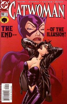 Catwoman #92