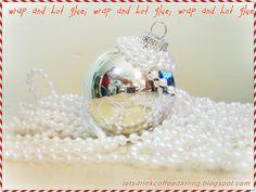 DIY Pearl Christmas Ornament