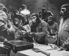 Archives Of The Apes: Conquest Of The Planet Of The Apes (1972) Part 24
