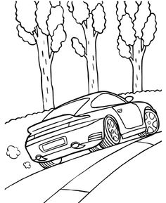 0010c85c20318f3a7695dff9778642d6 awesome thumb porsche 911 gt3 coloring page free download on coloring pages porsche