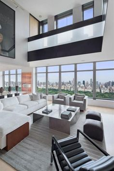 NYC Penthouse Over Central Park