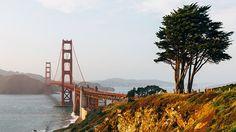 View of Golden Gate Bridge Golden Gate Bridge, Travel Usa, Backpacking, Travel Inspiration, North America, Mexico, Explore, Life, Round Trip