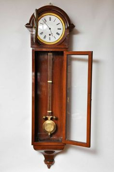 Furniture Projects, Wood Furniture, Time Stood Still, Gifts For Office, Antique Clocks, Beveled Glass, Bronze, Jewels, Grandfather Clocks