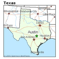 Austin TX - Kiplingers best places for young adults runner up. #3 2nd Act. Population (metro area): 1,716,289.  Unemployment rate: 5.8%.   Cost-of-living index: 90.6.   Median household income: $57,109.