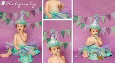 1 year old | JP Photography, Tacoma Seattle Photographer | cake smash, 1st birthday