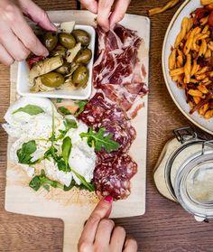 Restaurant Presto in Helsinki is a true Italian fiesta <3