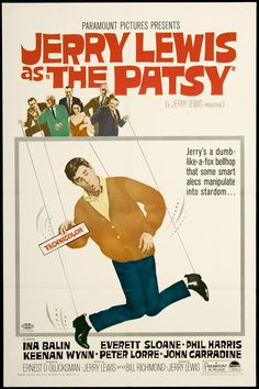 "FULL CLASSIC FILM! ""The Patsy"" (1964) REMASTERED! 