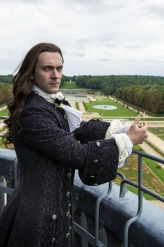 George Blagden as Louis XIV in Versailles, the TV series Louis Xiv Versailles, Versailles Tv Series, George Blagden, 17th Century Fashion, Netflix, Chef D Oeuvre, Ballet, Now And Forever, Romance