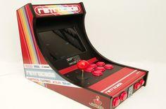 Imprime tu propia máquina arcade y juega gracias a la Raspberry Pi - https://www.hwlibre.com/imprime-maquina-arcade-juega-gracias-la-raspberry-pi/