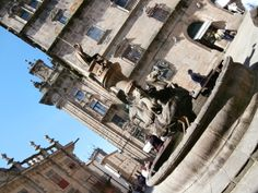 a Street View, Santiago De Compostela
