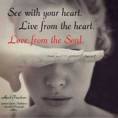 Love from the soul