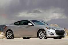 2013 Hyundai Genesis. New engines and facelift for 2013 model make this appealing again.