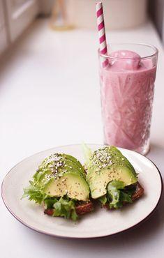 Tasty, Yummy Food, Avocado Toast, Goodies, Breakfast, Healthy, Ethnic Recipes, Sweet Like Candy, Morning Coffee