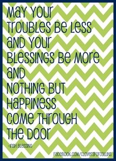 A lovely Irish Blessing to start the week with positivity. Good Monday!  via loveirishpubs.com