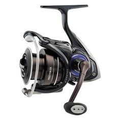 "Procyon EX Spinning Reel - 3000, 5.6:1 Gear Ratio, 7BB, 1RB Bearings, 15.40 lb Max Drag, AmbidextrousManufacture ID: PREX3000HProcyon is now mag sealed for fresh and saltwater applications. Procyon also has a Hardbodyz body design, Air Rotor and Digigear to make it one of the best values around.Matches perfectly with Procyon Spinning RodsFeatures:- Narrow, rigid aluminum ""Hardbodyz"" body design- Magsealed construction- Air Bail of lightweight, hollow stainless steel- Digigear digital gear…"