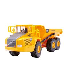Remote-Controlled Volvo Dump Truck by New-Ray Toys #zulily #zulilyfinds