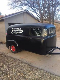Custom Trailers, Vintage Trailers, Vintage Trucks, Custom Trucks, Custom Cars, Gm Trucks, Cool Trucks, Pickup Trucks, Cool Cars