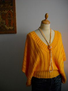 Ravelry: Pull-poncho #468-T6-644 pattern by Phildar Design Team