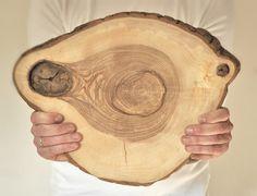 Plaster drewna - taca, podkładka duża - OLDTREE - Dekoracja stołu
