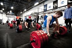 The Cult of CrossFit by Jon Gilson.  Article: http://ow.ly/8U31v