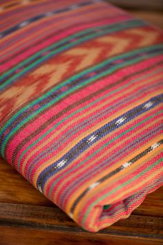 8a40e3474c2 Girasol Mayan Solara Red Woven Wrap