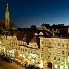 Altstadt Steyr natürlich romantisch