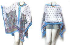 Unbranded Clothing for Women Polka Dot Art, Polka Dots, Thailand Fashion, Maxi Pants, Thai Style, Beach Dresses, Kaftan, Shawl, Paisley