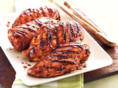 You'll be using this savory and slightly spicy seasoned chicken for everything! Not only is it great as a grilled main dish, the leftovers are perfect for salads, sandwiches, wraps, quesadillas, tacos or even a spicy pasta salad. You might even want to grill some extra so you have leftovers for lunches!