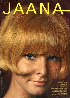 70-luvulta, päivää !: Kauniit kansilehdet