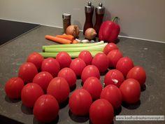 Italiaanse tomatensaus, ingrediënten