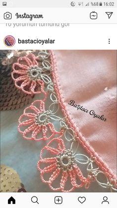 Crochet Boarders, Crochet Edging Patterns, Crochet Lace Edging, Filet Crochet, Knit Crochet, Hairpin Lace, Sunflower Tattoo Design, Crochet Purses, Knitting Yarn