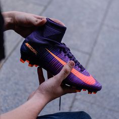 Harness the power of speed. Interesting to see many A-League forwards wearing the Mercurial, whether ...