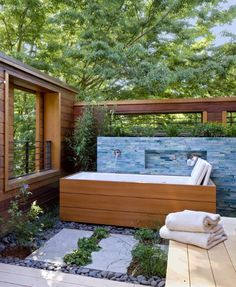 Wow outdoor bath, kinda cool    bathroom-7-out-door-bath-nature-filled-exterior-space-john-lum-architecture  Willman Interiors#Repin By:Pinterest++ for iPad#