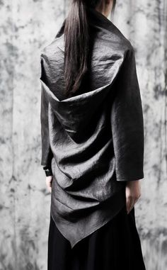 Ofelya Original Design Twilight / Real Leather Drape by Ofelpan